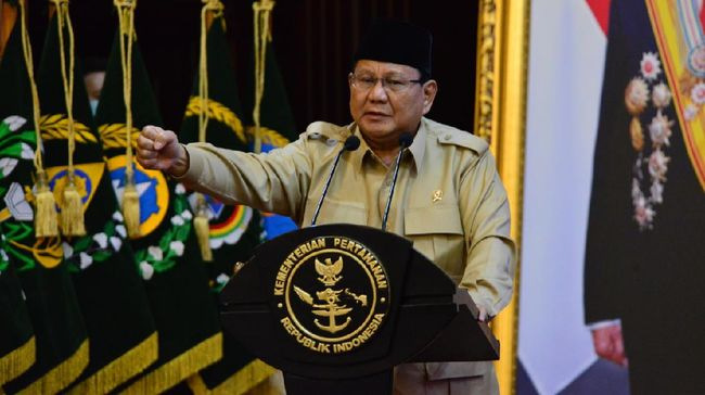 Prabowo mengatakan pengembangan lumbung pangan di Provinsi Sumut dan Kalteng patut diberi dukungan demi memastikan suplai pangan.