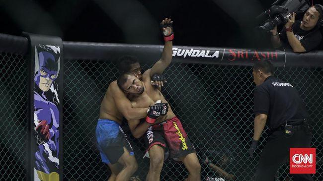 Meski naa Khabin Nurmagomedov atau Conor McGregor mendunia, ajang MMA membutuhkan waktu cukup lama untuk menjejakkan kaki di Indonesia.