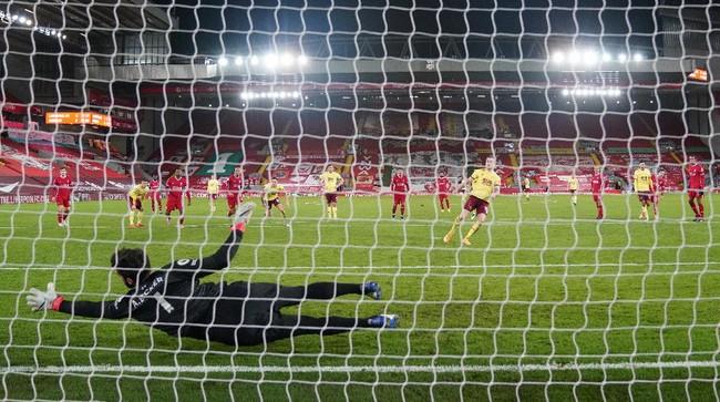 Klasemen Liga Inggris Usai Liverpool Keok