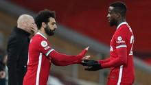 Salah Cadangan, Paceklik Gol Liverpool Makin Parah