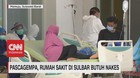 VIDEO: Pascagempa, Rumah Sakit di Sulbar Butuh Nakes