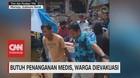VIDEO: Butuh Penanganan Medis, Warga Dievakuasi