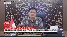 VIDEO: Pemerintah Buat Gerakan Donor Plasma Nasional