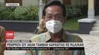 VIDEO: Pemprov DIY Akan Tambah Kapasitas RS Rujukan Covid-19