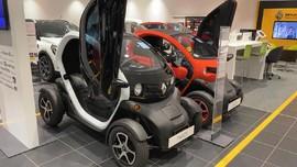 Mobil Listrik 2 Penumpang Renault Twizy Dijual Rp408 Juta
