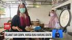 VIDEO: Selamat dari Gempa, Warga Buka Warung Gratis