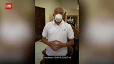 VIDEO: Dinkes Sleman Jelaskan Sri Purnomo Positif Covid-19