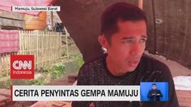 VIDEO: Cerita Penyintas Gempa Mamuju