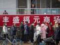 China Lockdown Guangzhou Usai Terjadi Lonjakan Kasus Covid