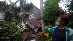 FOTO: Longsor dan Banjir di Manado