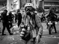 Mengenang Kepergian Fotografer CNN Indonesia Bisma Septalisma