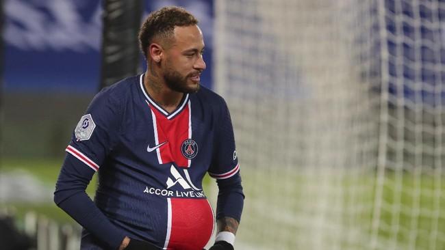 Neymar Resmi Perpanjang Kontrak di PSG