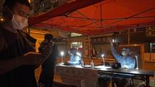 Gelar Tes Massal 7.000 Orang, Hong Kong Cabut Lockdown Corona