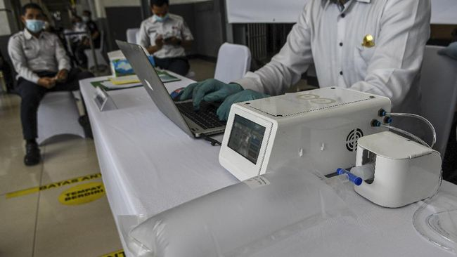 Kemenhub memperpanjang penerapan protokol kesehatan perjalanan, dengan menambah syarat test covid-19 GeNose di samping rapid test antigen atau PCR.