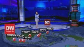 VIDEO: Bencana Alam Melanda Indonesia di Awal Tahun