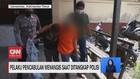 VIDEO: Pelaku Pencabulan Menangis Saat Ditangkap Polisi