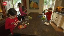 VIDEO: Tips Agar Anak Makan Sayur dan Hidup Sehat