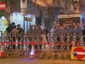 VIDEO: Hong Kong Lockdown 16 Gedung, Tes Swab Ribuan Warga