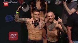VIDEO: Momen Poirier Beri Saus Pedas ke McGregor di UFC 257