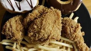 Ayam Goreng dan Grilled Cheese Bantu AS Bertahan dari Pandemi