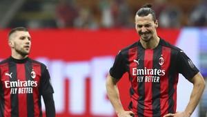 AC Milan Tidur Nyenyak Saat Disiksa Atalanta