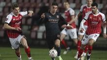 Hasil Piala FA: Man City Lolos ke Babak Kelima