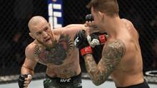 McGregor Dilarang Tampil 6 Bulan Usai Dibuat Pincang Poirier
