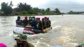 CT Arsa-Transmedia Salurkan Donasi pada Korban Banjir Kalsel