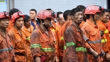 2 Pekan Terjebak, 4 Penambang China Berhasil Diselamatkan