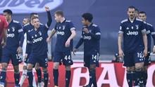 Hasil Liga Italia: Juventus Kalahkan Bologna 2-0