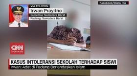 VIDEO: Menyoal Aturan Siswi Non Muslim Harus Berjilbab