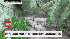 VIDEO: Bencana Masih Merundung Indonesia