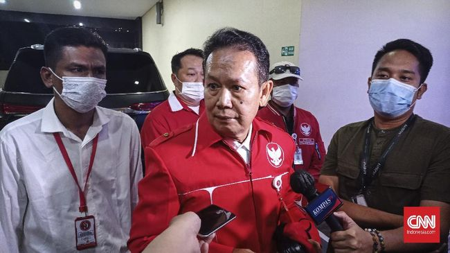 Ketum Relawan Projamin Ambroncius Nababan menegaskan bakal mengikuti proses hukum dengan kooperatif.