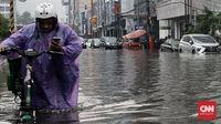 BMKG Ungkap Sebab Jakarta Siaga Banjir 2 Hari
