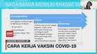 VIDEO: Cara Kerja Vaksin Covid-19