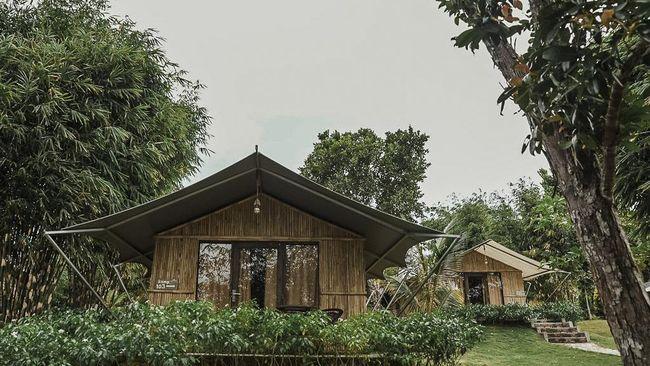Menparekraf Sandiaga Uno mengapresiasi keberadaan desa wisata yang menurutnya bisa ikut dinikmati wisatawan menengah ke bawah saat ke Bintan.