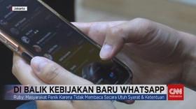VIDEO: Di Balik Kebijakan Baru Whatsapp