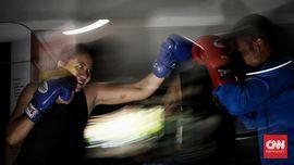 FOTO: Jalan Panjang Citra Menaklukkan Panggung MMA