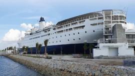 Doulos Phos, Kapal Pesiar yang Disulap Jadi Hotel di Bintan
