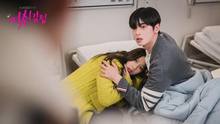 Ini Lawan Main Cha Eun Woo dalam Drama Korea, Ada Couple Favoritmu!