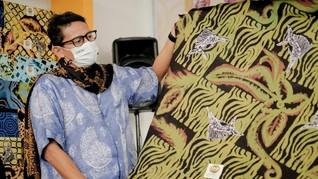 Sandiaga Ingin Garap Wisata Sejarah Makam Bung Karno