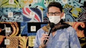 Sandiaga Resmi Berkantor di Bali, Sayonara Jakarta