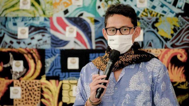 Menteri Pariwisata dan Ekonomi Kreatif Sandiaga Uno menyebut terdapat 17 subsektor ekonomi kreatif yang mampu beradaptasi di tengah pandemi bahkan melesat.