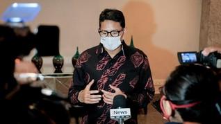 Jokowi Minta Menteri Hati-hati Jelaskan Varian Baru Covid-19
