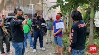 'Orang Dalam' Kasus Perampokan SPBU Semarang Ditangkap