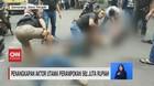 VIDEO: Penangkapan Aktor Utama Perampokan 561 Juta Rupiah