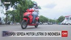 VIDEO: Prospek Sepeda Motor Listrik di Indonesia