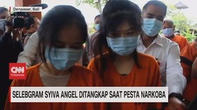 VIDEO: Selebgram Syiva Angel Ditangkap saat Pesta Narkoba