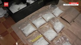 VIDEO: Gembong Narkoba 'Pablo Escobar' Asia Ditangkap