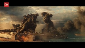 VIDEO: Pertarungan Dua Monster di Trailer Godzilla vs. Kong